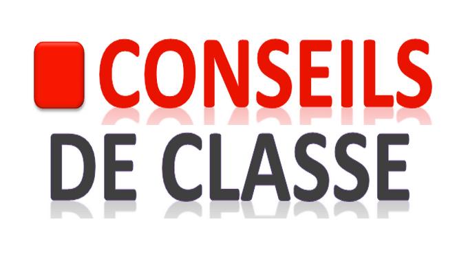 Calendrier 1er Trimestre 2020.Calendriers Des Conseils De Classe 1er Trimestre 2019 2020