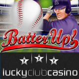 Lucky Club Casino Ready to Play Ball for World Series Baseball with New Batter Up Slot