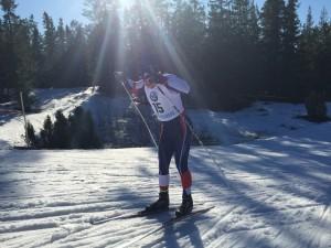 Mattias Sundin i semifinal