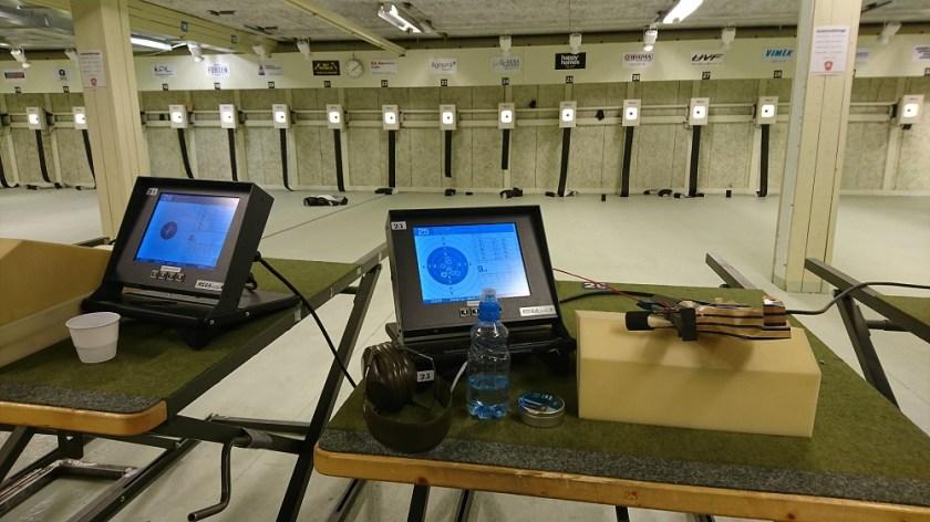 Luftpistol AC-serien Vindeln