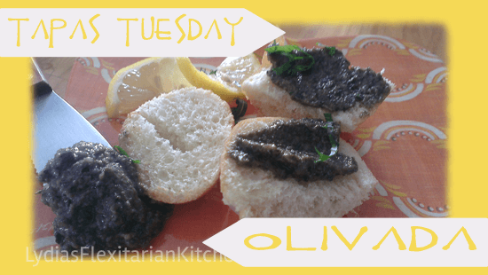 Tapas Tuesday — ¡Olé! Olivada