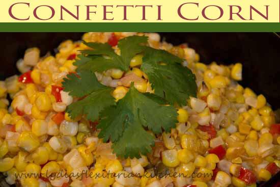 Confetti Corn