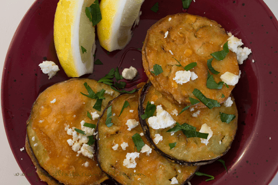 Tapas Tuesday: Eggplant with Honey