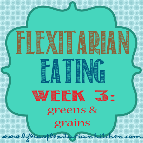 Week3 Greens And Grains FlexMeals