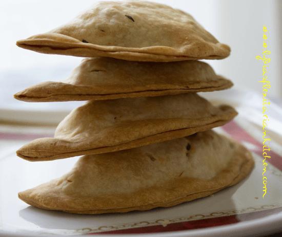 Empanadillas ~ Lydia's Flexitarian Kitchen