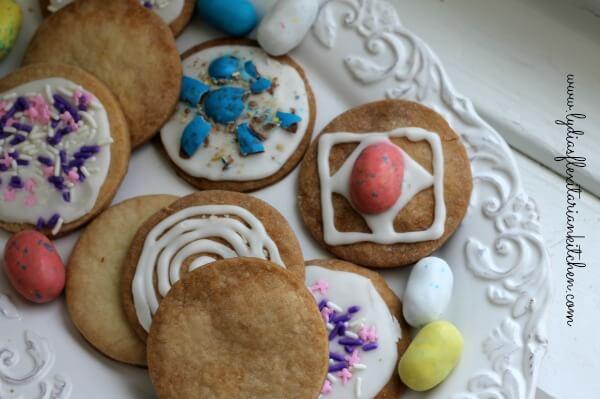 Mrs. P's Shortbread Cookies