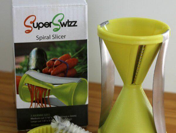 Super Swizz Spiral Slicer Review