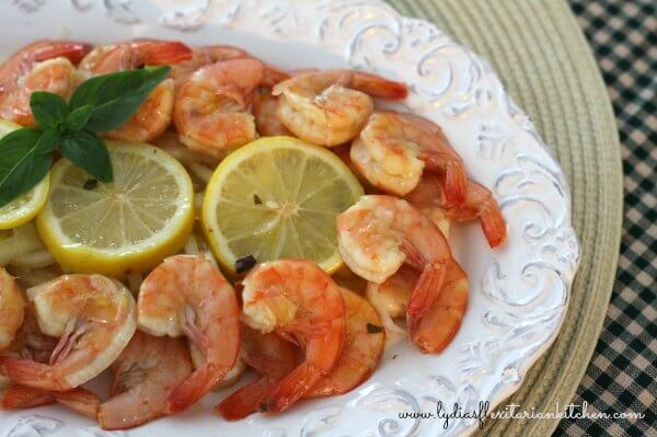 Low Country Pickled Shrimp for a Father's Day Treat