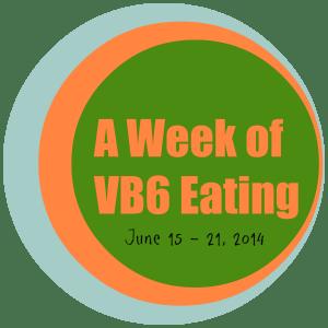 Preparation for A Week of Vegan Before 6 Eating