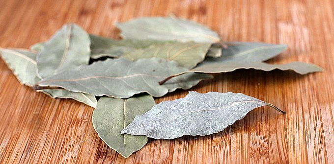 Bay Leaves for Quick and Easy Onion Soup ~ Lydia's Flexitarian Kitchen