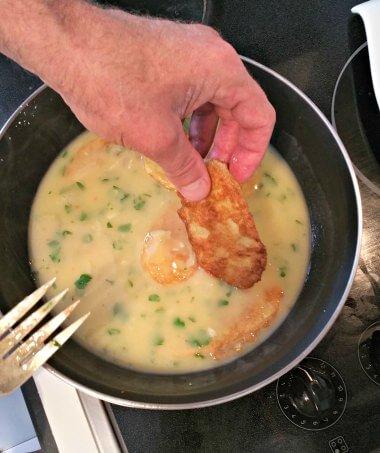 Patatas a la Importancia ~ World Tapas Day ~ Lydia's Flexitarian Kitchen
