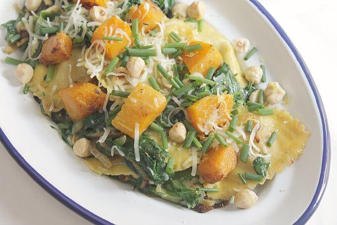 Fall Pasta Salad
