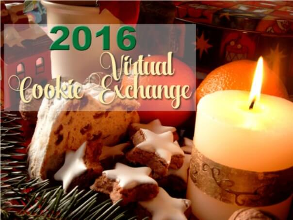 #VirtualCookies Recipe Exchange 2016