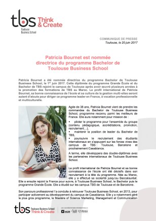 TBS-CP-Nomination-Patricia-Bournet-Directrice-Bachelor