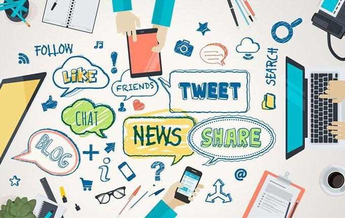 Different social media platforms exist for different reasons; find the one which meets your needs!