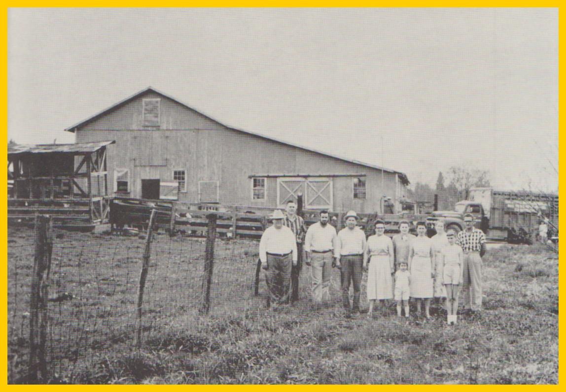 Upper Paxton Township – Koons Livestock Dealer, 1957