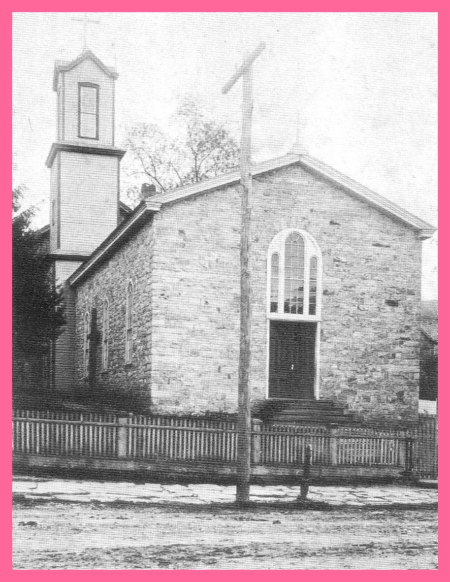 Lykens – Our Lady Help of Christians Church, 1852 – Lykens Valley