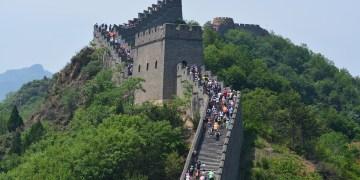 Den kinesiske mur - Pixabay