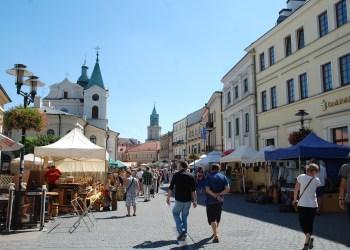 LHBTQ-FRI SONE: Den polske byen Lublin har erklært seg som en by for tradisjonelle kristne familieverdier og ønsker ikke såkalt homo-propaganda i det offentlige rom. (Foto: Pixabay).