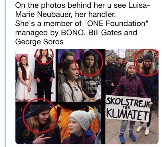 Klima Greta en barnesoldat for den ekstreme venstresiden