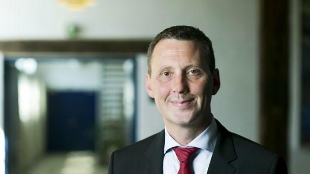 Justisminister Nick Hækkerup. (Foto: um.dk)