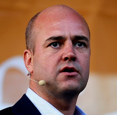 REDD: Fredrik Reinfeldt. (Foto: CC BY 2.0://www.flickr.com/photos/alliansen/)