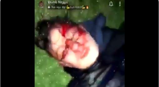 En hvit gutt ble utsatt for et rasistisk drapsforsøk i Cork, Irland.