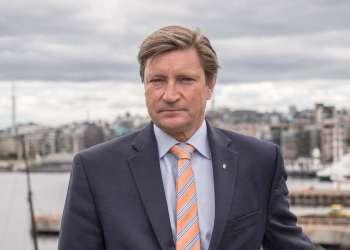 Christian Tybring-Gjedde. (Foto: Bjørn Inge Bergestuen -  Fremskrittspartiet).