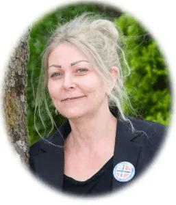 Tove Merete Johansen, Demokratene i Vestfold. (Foto: Privat).
