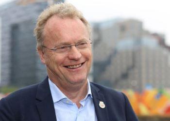 Byrådlsleder Raymond Johansen Foto: Bernt Sønvisen (CC BY-ND 2.0)