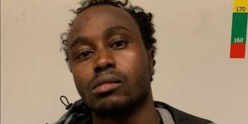 VOLDTOK BESTEMOR SOM PASSET BARNEBARNET SITT. Hasan Muse Aden (35). (Foto: Politiet).
