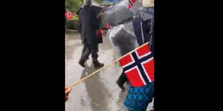 (Skjermbilde / Facebook / Lars Thorsen).