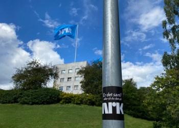 NRK. (Foto: SIAN).
