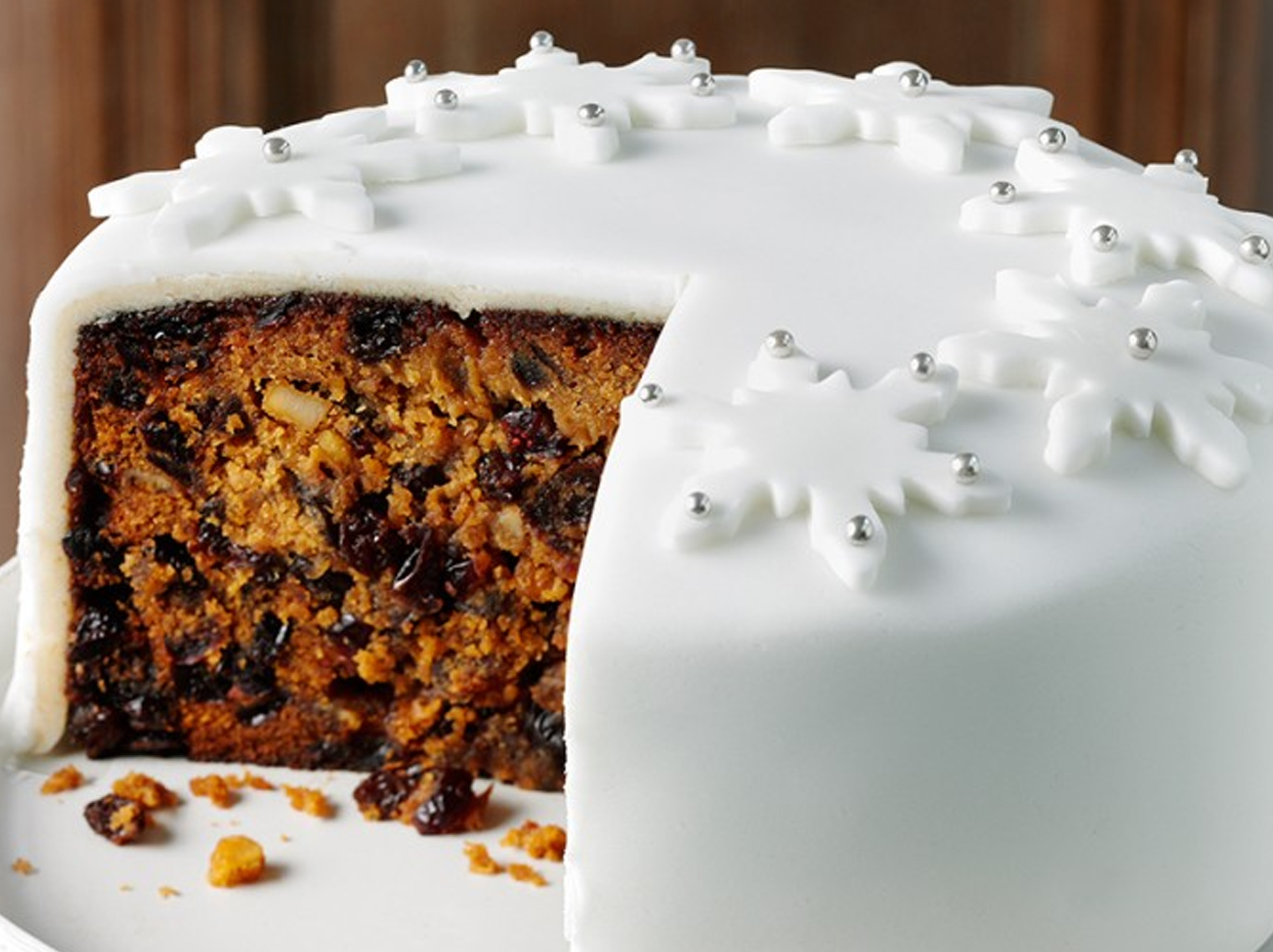 Lyles Classic Christmas Cake Lyle Golden Syrup