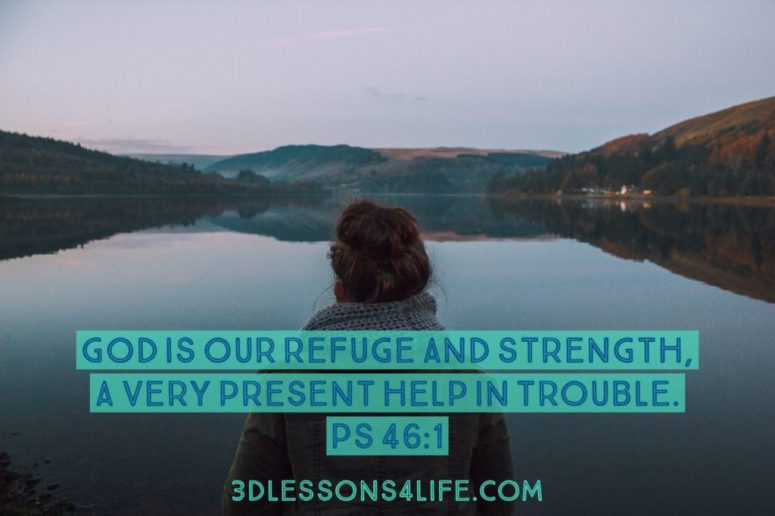 You Stand Secure | 3dlessons4life.com
