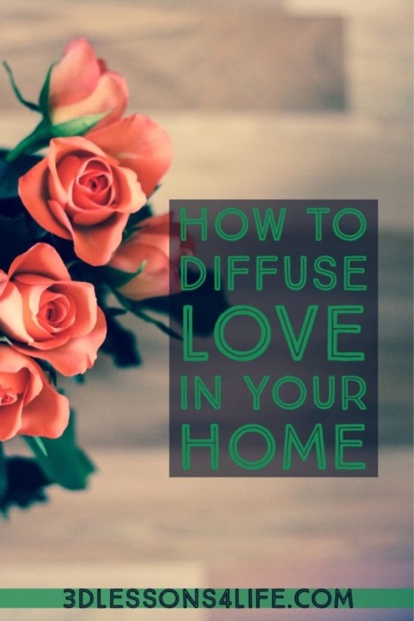 Diffuse Love | 3dlessons4life.com