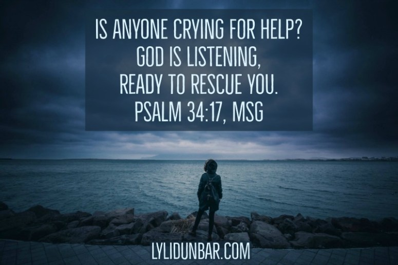 When You Need a Rescue | lylidunbar.com