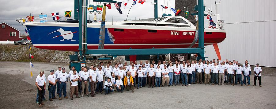 Lyman Morse Boatbuilding Service And Storage Thomaston