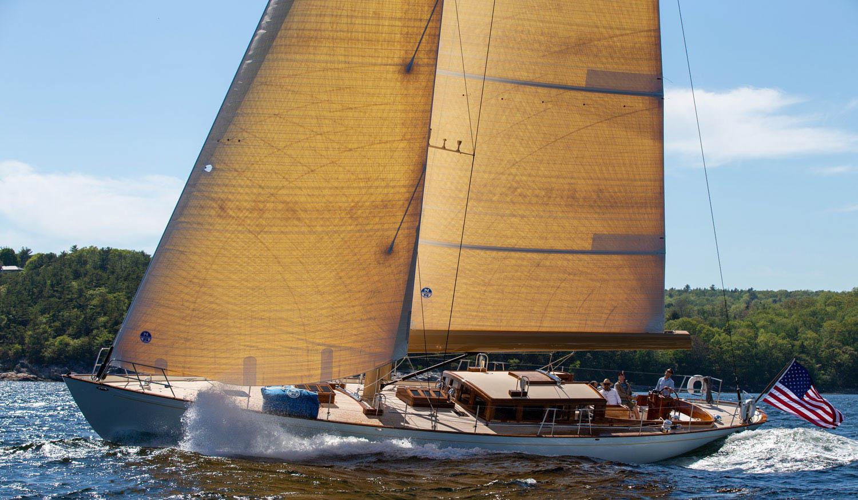 ANNA Lyman Morse Boatbuilding