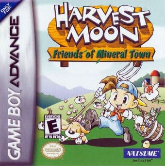 Harvest Moon- Friends of Mineral Town