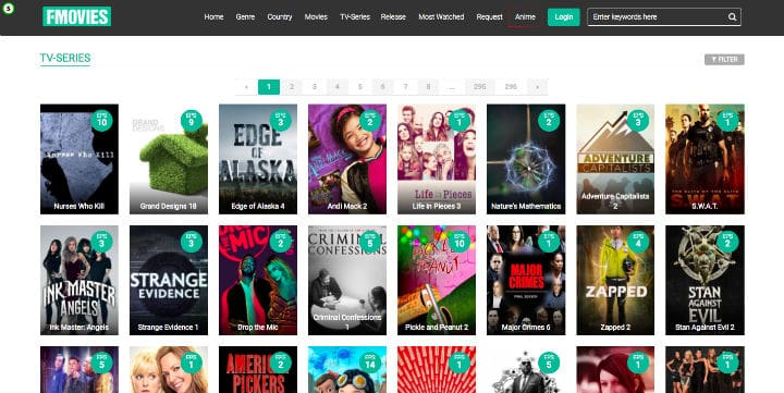 Watch Latest TV Shows 2017 Online in High Quality for free FMovies