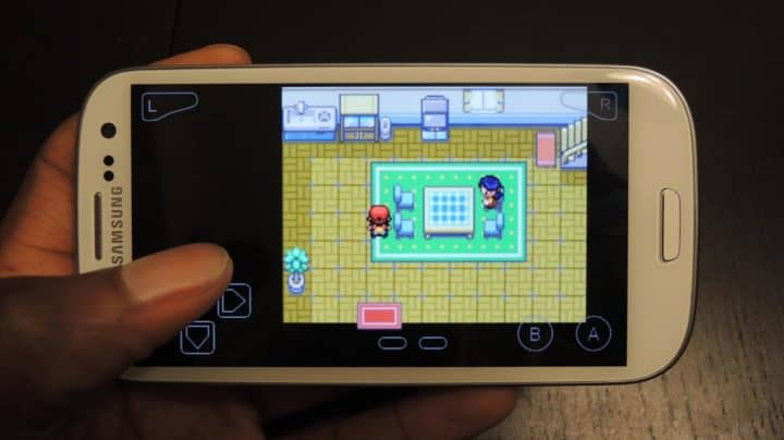 android gba emulator