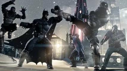 Batman- Arkham Origins