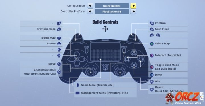 Quick Builder Build Controls