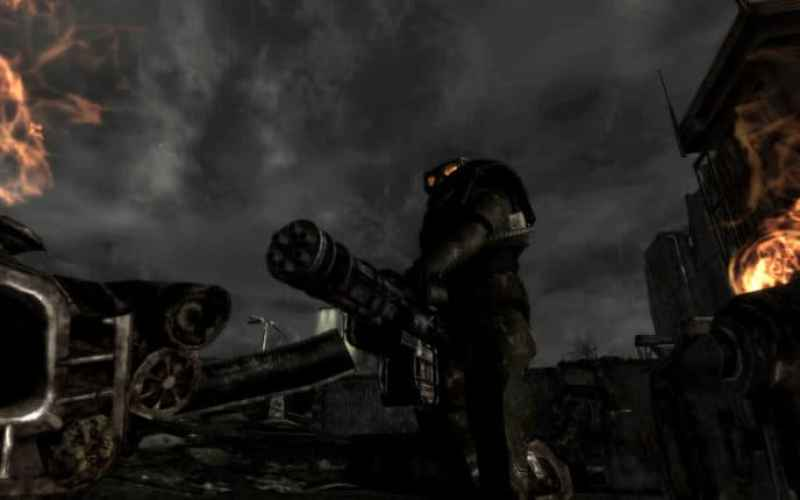 Fallout 3 Wanderer Edition