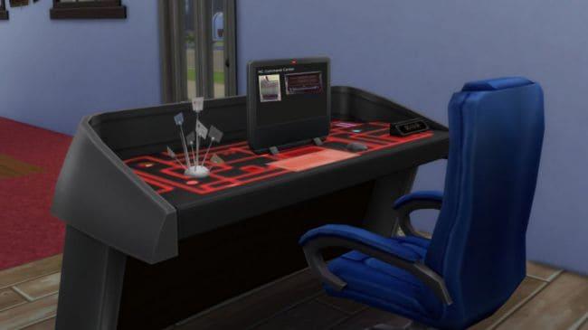 MC Command Center mod