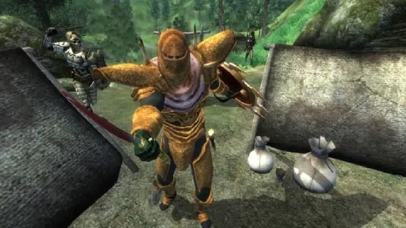 Maskbar's Oblivion Overhaul