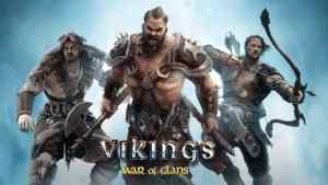 Vikings- War of Clans