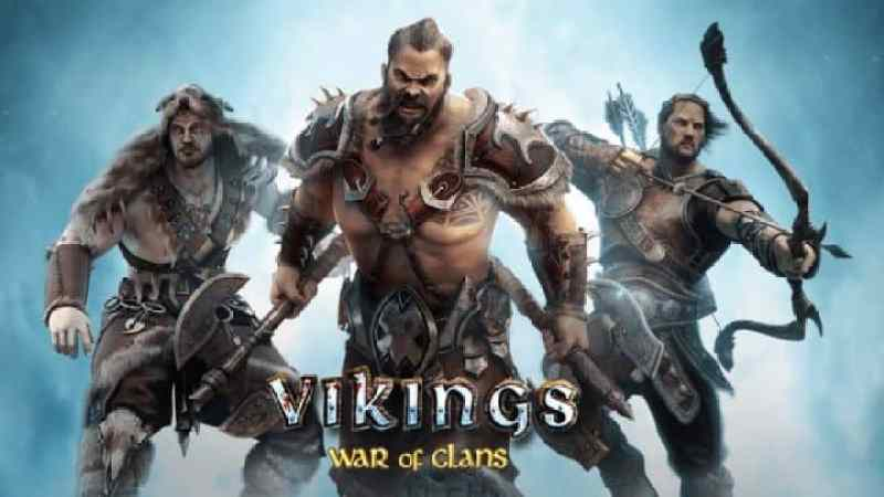 Vikings- War of Clans