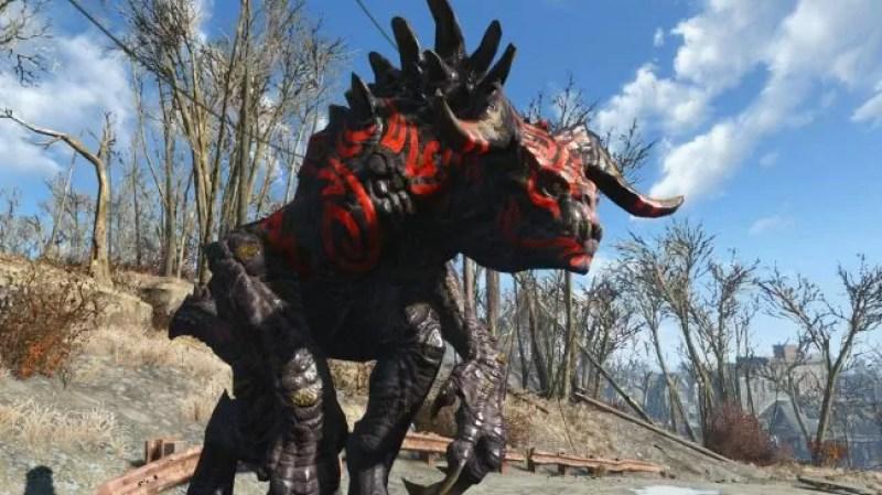 Fallout 4 beast master